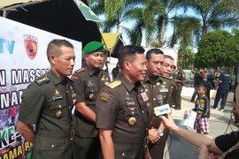 Kodam Pattimura siap kirim pasukan ke Papua