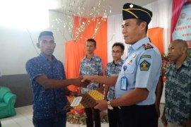 87 narapidana di Malut dapat remisi Natal