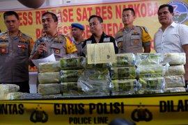 Kasus Narkoba Jaringan Internasional