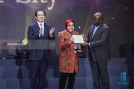 Surabaya raih Kota Favorit dalam Guangzhou Award 2018