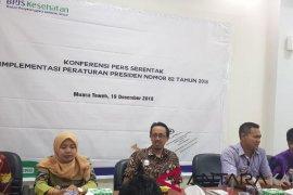 BPJS Ketenagakerjaan Dan Bank Banten Salurkan Bantuan Bagi Korban Tsunami