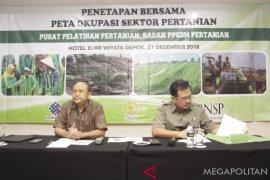 Kementan susun Peta Okupasi sektor pertanian
