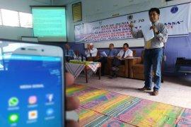 PWI-Pusham- UMA gelar seminar Jurnalisme Berbasis HAM