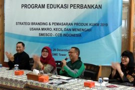 CCBI-Smesco Indonesia Gelar Program Edukasi Trend Produk 2019 bagi KUKM