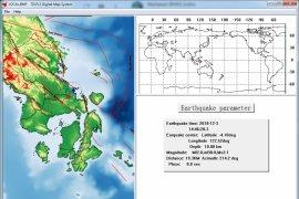 Dua gempa guncang Indonesia timur Minggu dini hari