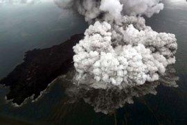 Erupsi Anak Gunung Krakatau berhenti
