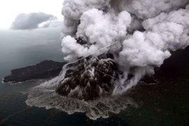 Erupsi Gunung Anak Krakatau berbahaya