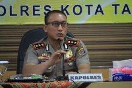 Polresta Tangerang Bekuk Pembobol ATM Antarprovinsi