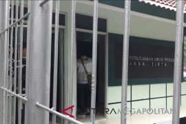 KPK geledah kantor PJT II Jatiluhur