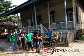 """Kampung tua """"Sungai Jingah"""" Kampung Banjar Banjarmasin"""