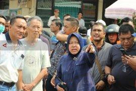 Pemkot Surabaya Siapkan Keperluan Korban Kebakaran Kampung Kapasan Dalam