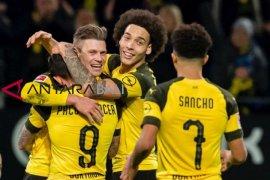 Hasil dan klasemen Liga Jerman, Dortmund semakin jauhi rivalnya