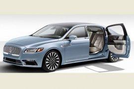 Ford rencana hentikan produksi Lincoln Continental