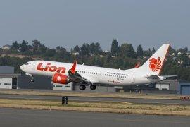 Lion Air JT 714 tergelincir di Bandara Supadio Pontianak