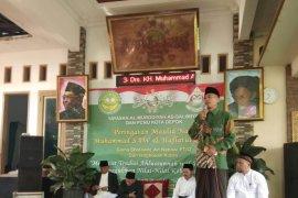 PCNU Depok serukan bermunajat agar Indonesia damai
