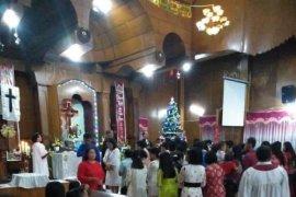 Pendeta Hotler Lumbantoruan: Mari maknai Natal pada aspek sosial dan kemanusian