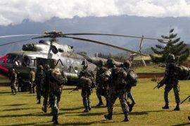 Kelompok kriminal bersenjata Papua tembaki pos TNI-Polri tiap hari