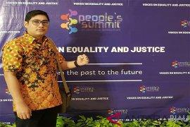 (Opini) - Gelar Kehormatan Rasa Gambut dan Pekerjaan Rumah Jokowi