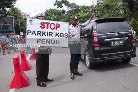 Dishub Surabaya Gandeng TNI-Polri Gelar Operasi Jukir Liar di KBS