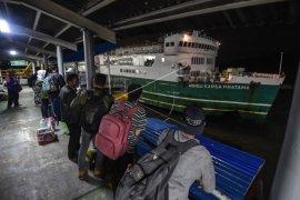 Penumpang jalur laut Pekanbaru meningkat jelang pergantian tahun