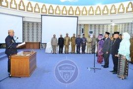 Gubernur Gorontalo Lantik Empat Pejabat Baru