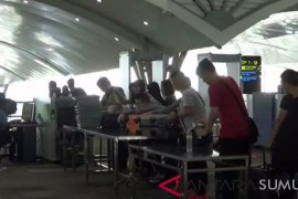 Jumlah penumpang di Bandara Kualanamu meningkat drastis