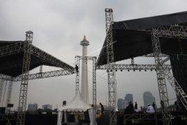 Peneliti: mayoritas peserta reuni aksi 212  pendukung Prabowo-Sandi