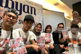 Kisahkan Perjalanan Karir, Buku Sabyan Diluncurkan