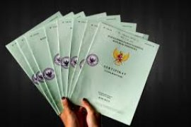 BPN Tangerang Tuntaskan Penerbitan  370 Sertifikat Tanah Wakaf
