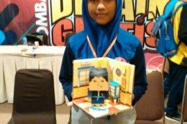 SLB Rangkasbitung Juara Nasional Lomba Desain Grafis