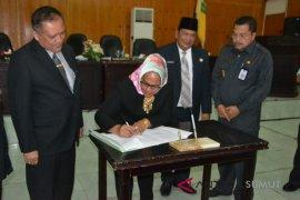 APBD Padangsidimpuan Rp876 miliar