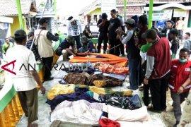 Korban jiwa akibat tsunami Selat Sunda capai 281