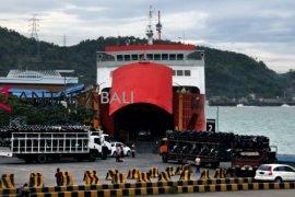 ASDP: layanan penyeberangan Merak-Bakauheni sudah kembali normal