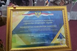 Kemenkeu beri penghargaan ke Sanggau