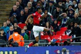 Tren positif berlanjut, Manchester United kalahkan tuan rumah Tottenham