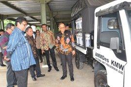 Damkar Badung gelar simulasi bencana