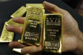 Emas naik 1,50 dolar AS, di tengah reli ekuitas dan peringatan risiko