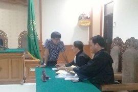 Hakim ganjar koruptor lahan Tahura satu tahun penjara