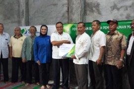 BPJS Ketenagakerjaan Darmo Salurkan Bantuan Pembangunan Tempat Ibadah