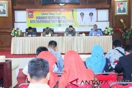 Wakil Wali Kota Tanjungbalai pimpin workshop penyusunan LPPD 2018