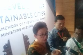 Indonesia siap bangun kota ramah lingkungan