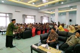 Kemenag Aceh rotasi delapan pejabat Eselon III
