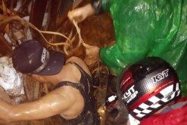 41 korban longsor Sukabumi belum ditemukan