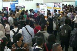 Jumlah pencari kerja di Sukabumi menurun