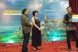 """Armenia gandeng Antara luncurkan buku foto """"Armenia: Land of Legend"""""""