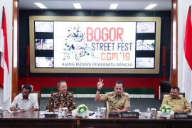 Saksikan sore ini, Bogor Street Festival 2019