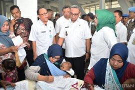 Bupati Bogor penjaringan aspirasi pada program Rebo Keliling