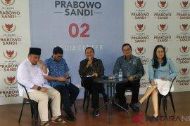 BPN Prabowo-Sandi: Pembatalan visi-misi turunkan kualitas demokrasi