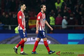 Hasil 16 besar Piala Raja, Madrid melaju Atletico tersingkir