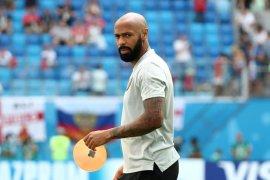 Legenda Arsenal, Henry dilematis soal situasi Aubameyang dan Arsenal